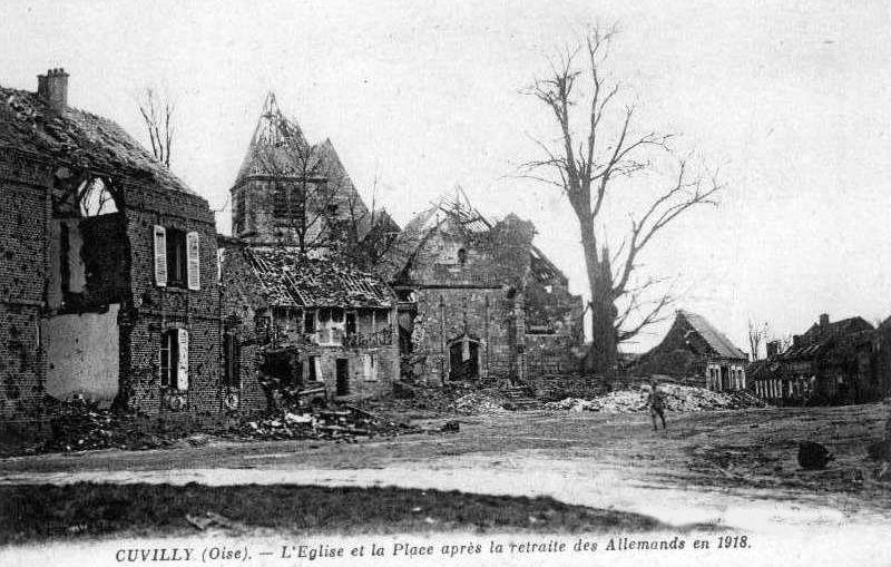Album - le village de Cuvilly (Oise)