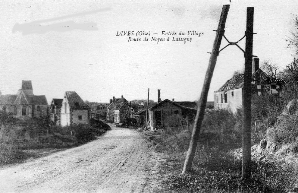 Album - le village de Dives (Oise)
