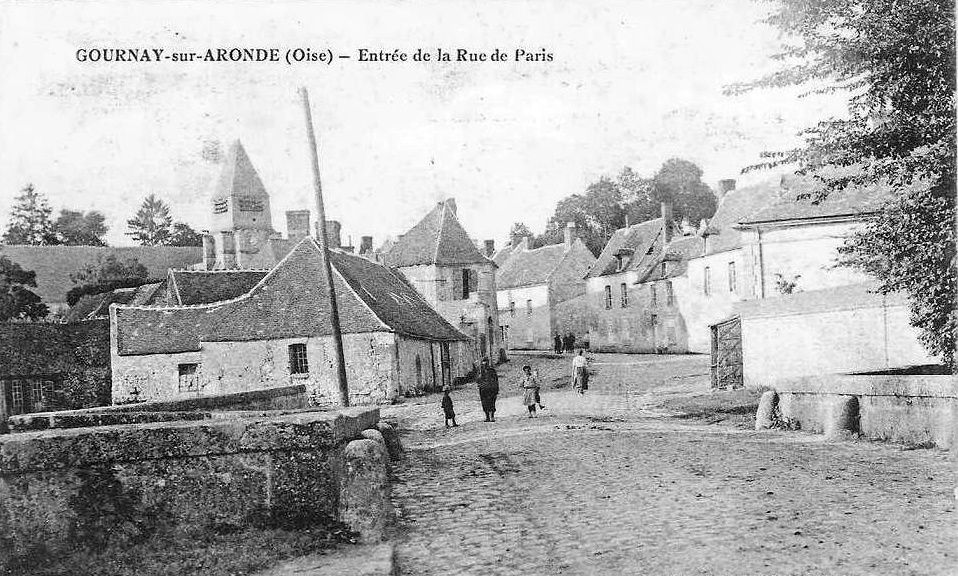 Album - le village de Gournay sur Aronde (Oise)