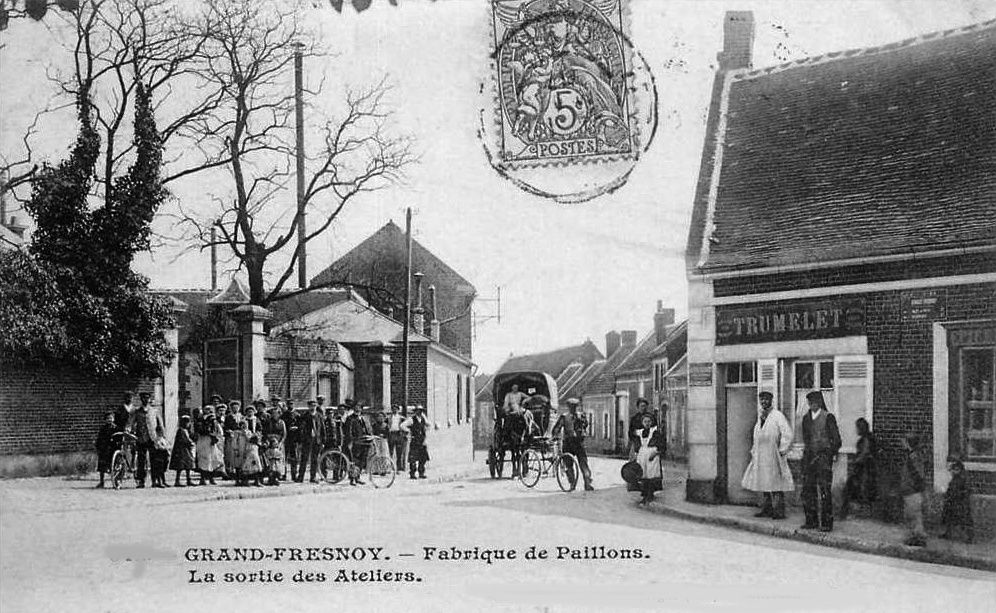 Album - le village de Grandfresnoy (Oise)