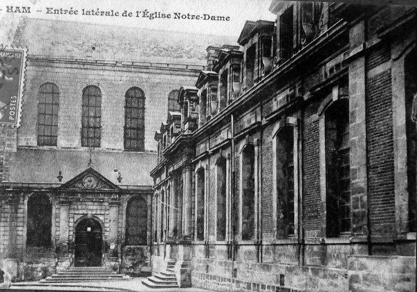Album - la ville de Ham (Somme)