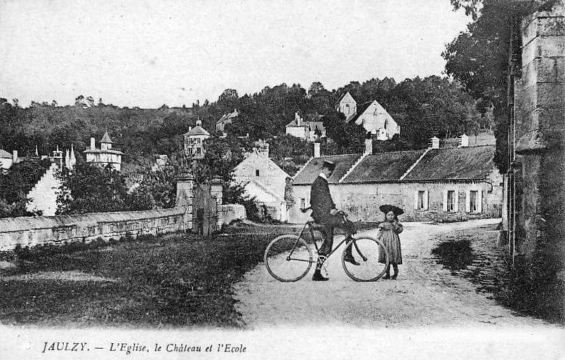 Album - le village de Jaulzy (Oise)