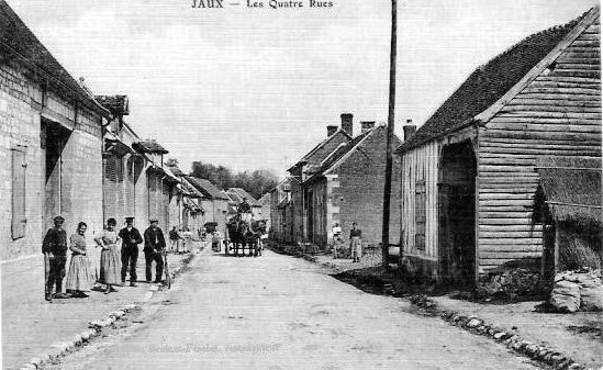 Album - le village de Jaux (Oise)