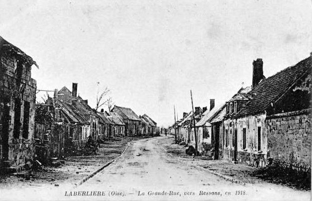 Album - le village de Laberliere (Oise)