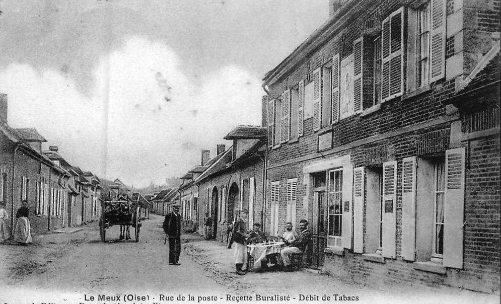 Album - le village de Le Meux (Oise)