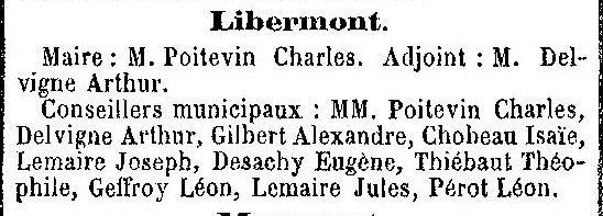 Album - le village de Libermont (Oise)