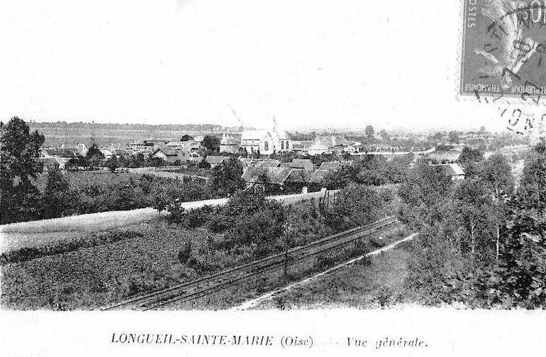 Album - le village de Longueil-Sainte-Marie (Oise)