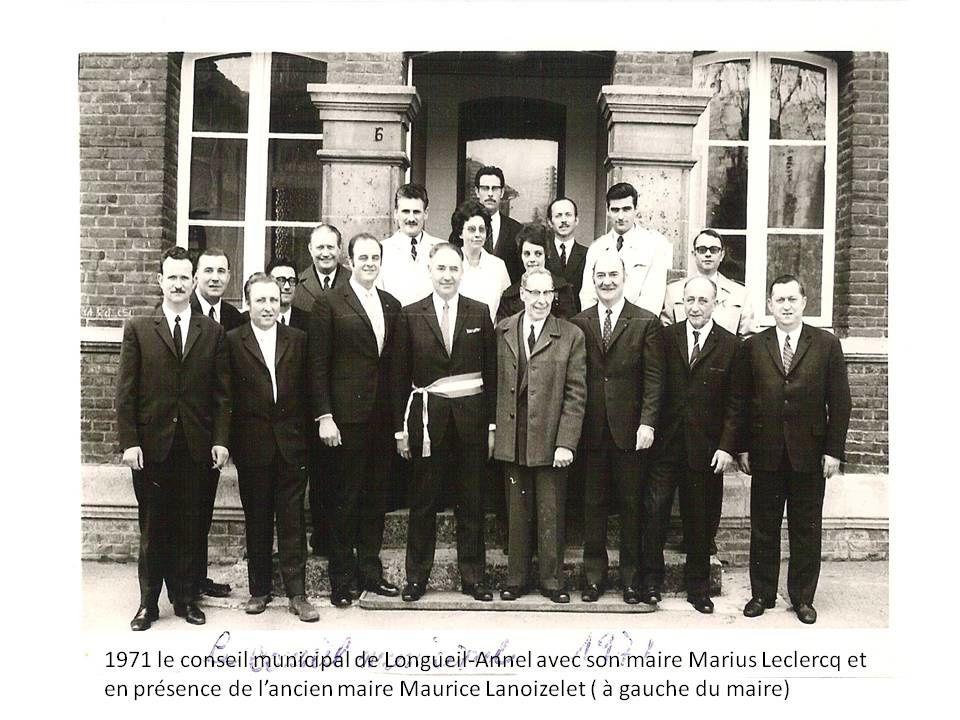 Album - le village de Longueil-Annel (Oise), les maires, le conseil municipal et ses manidestations