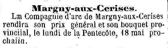 Album - le village de Margny-aux-Cerises (Oise)