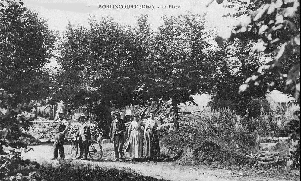 Album - le village de Morlincourt (Oise)