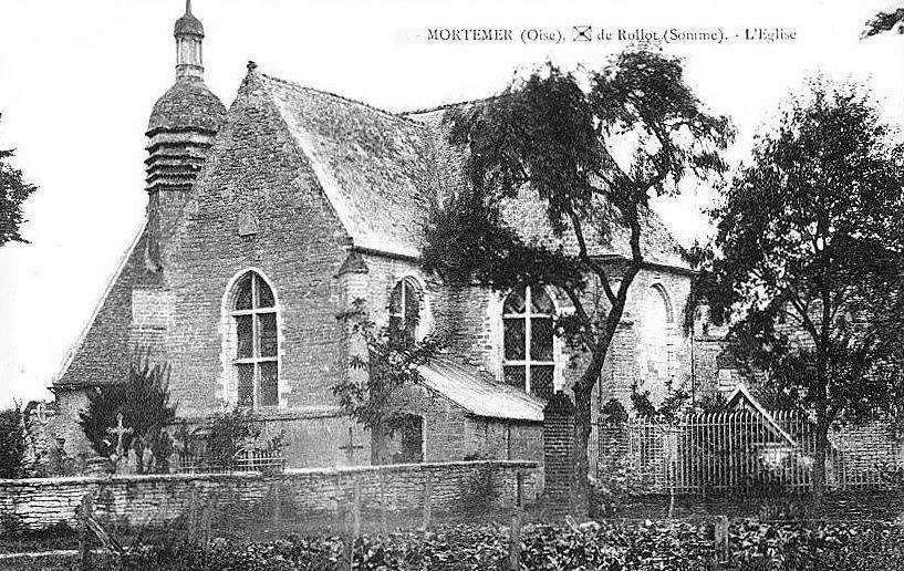 Album - le village de Mortemer (Oise)