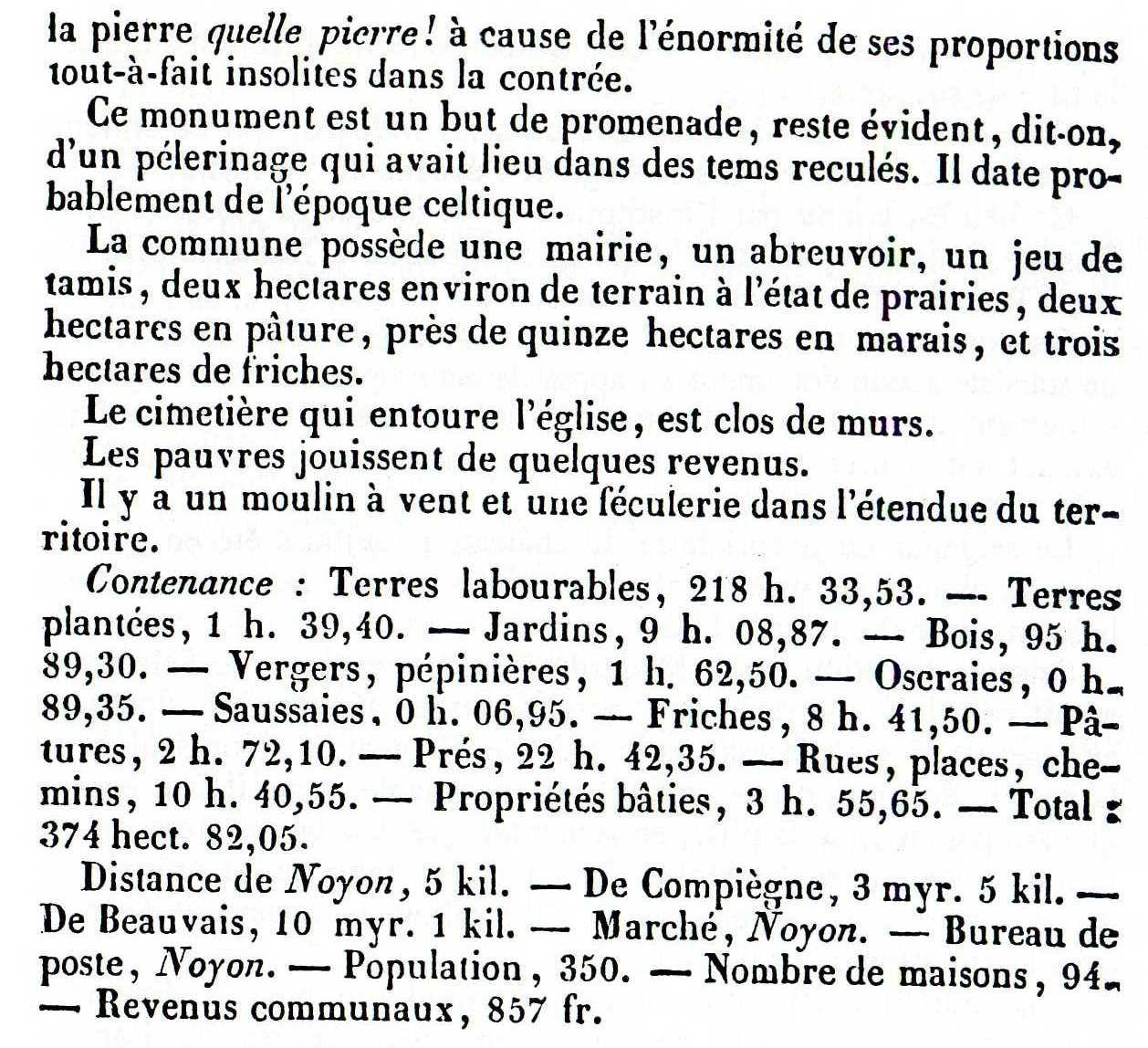 Album - le village de Porquèricourt (Oise)