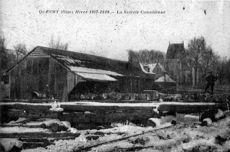 Album - le village de Quesmy (Oise)