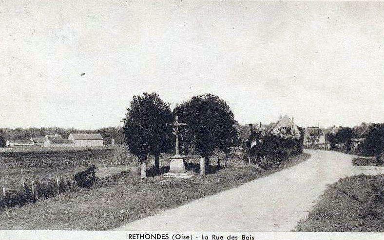 Album - le village de Rethondes (Oise), les rues, le pont