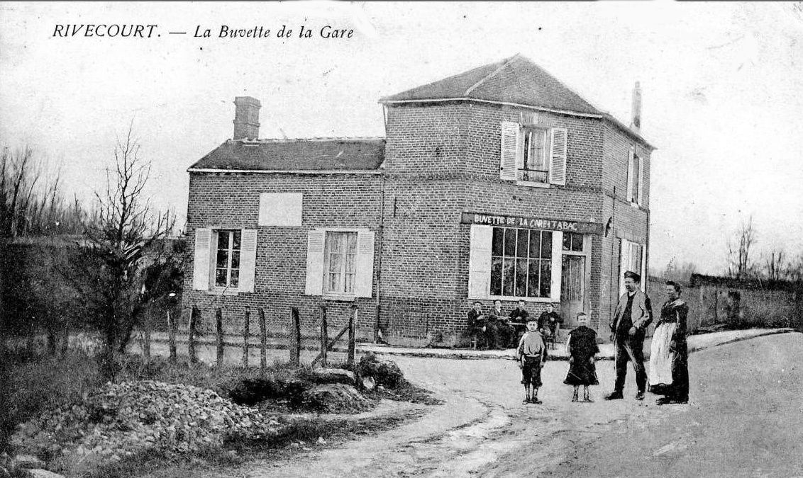 Album - le village de Rivecourt (Oise)