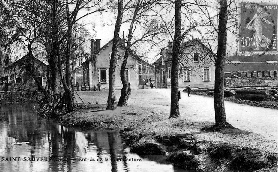 Album - le village de Saint-Sauveur (Oise)