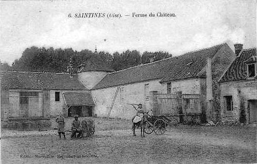 Album - le village de Saintines (Oise)