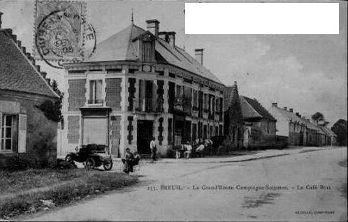 Album - le village de Trosly-Breuil (Oise), les rues et les routes