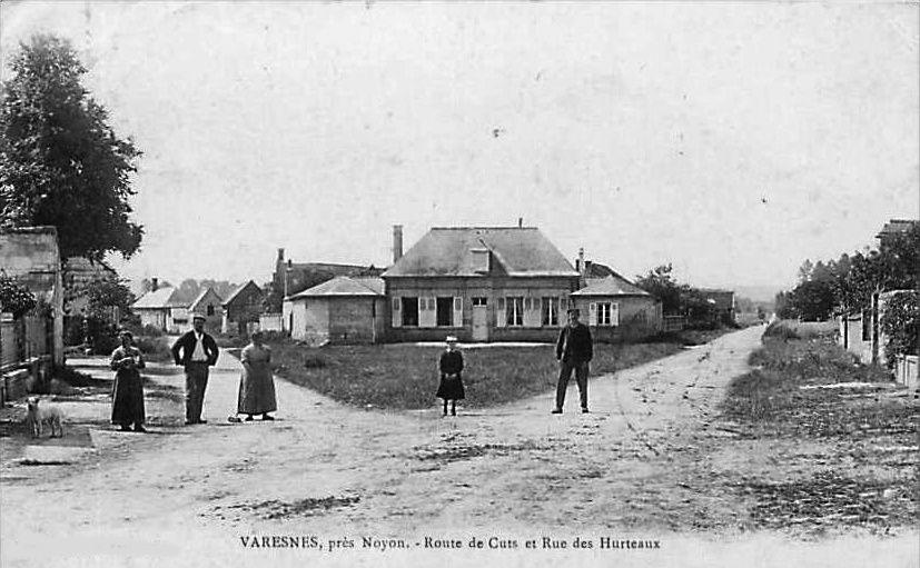 Album - le village de Varesnes (Oise)