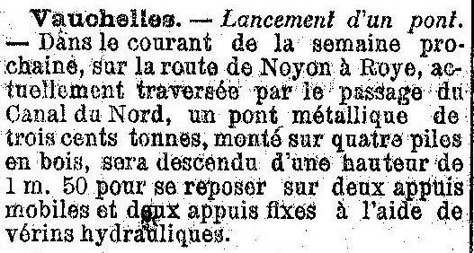 Album - le village de Vauchelles (Oise)