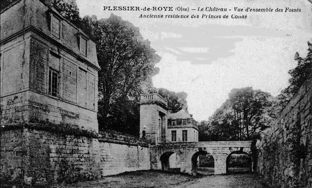 Album - le village de Plessier-de-Roye (Oise)