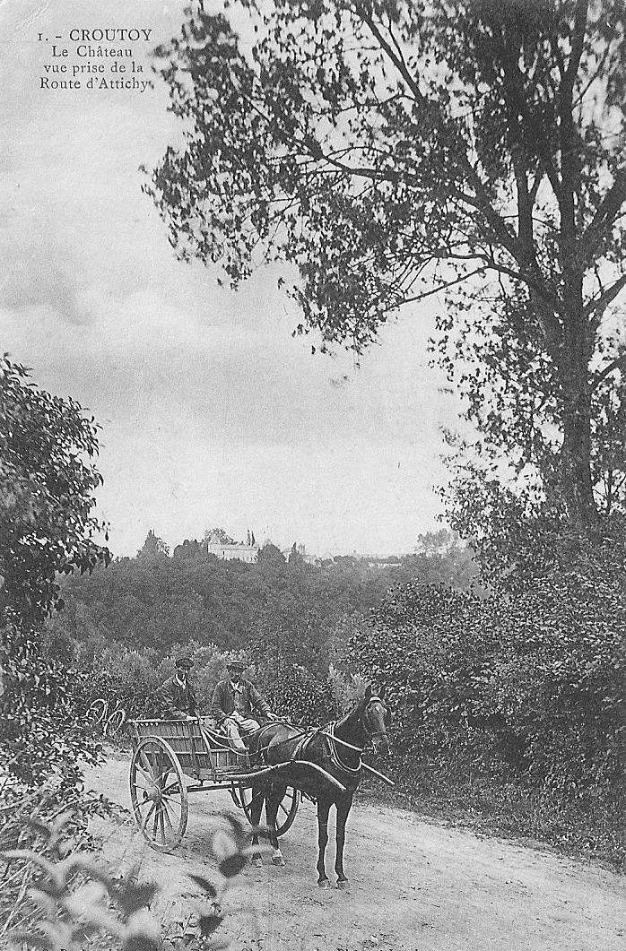 Album - le village du Croutoy (Oise)