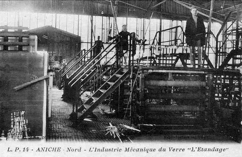 Album - la Glacerie d'Aniche (Nord)