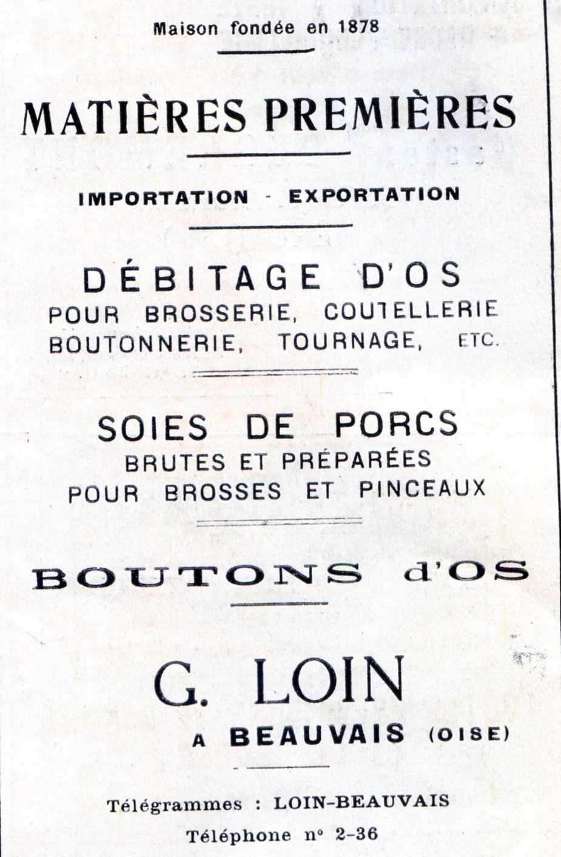 Album - les industries et commerces dans le département de l'Oise