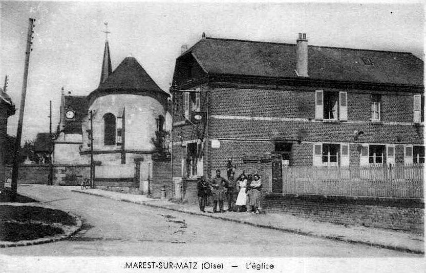 Album - le village de Marest-sur-Matz (oise)