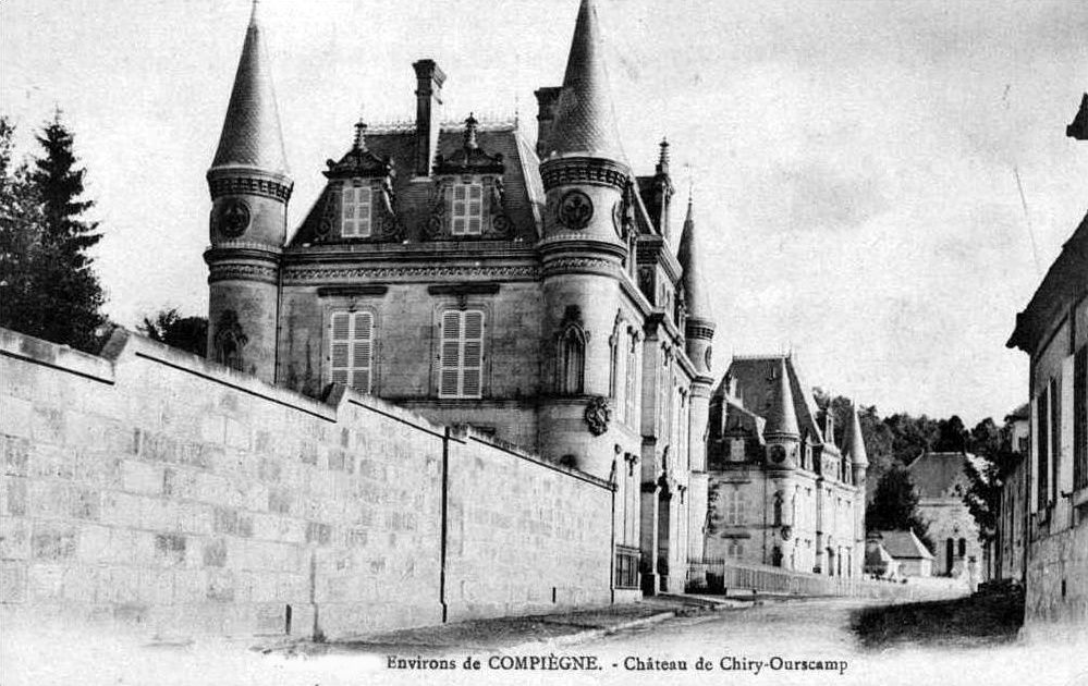 Album - le village de Chiry-Ourscamp (oise)