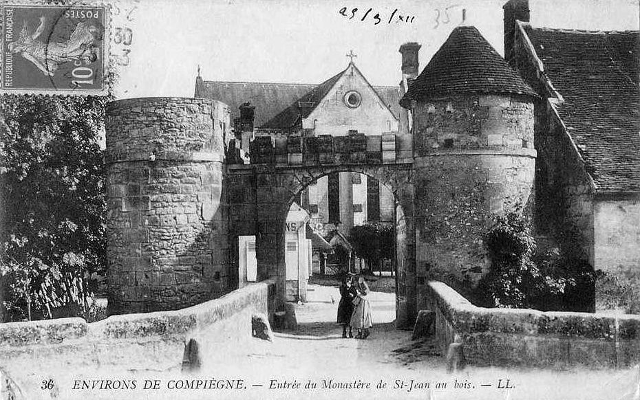 Album - le village de Saint-Jean aux bois (Oise)