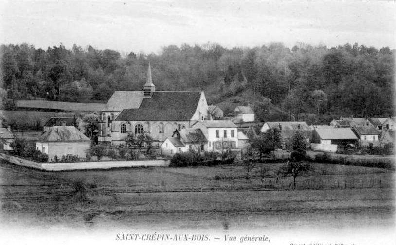 Album - le village de Saint-Crepin-aux-Bois