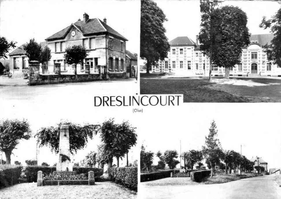 Album - le village de Dreslincourt (Oise)