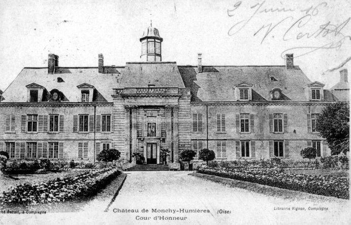 Album - le village de Monchy Humières (Oise)