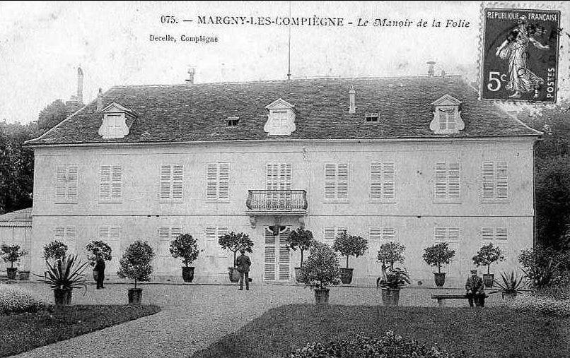 Album - le village de Nampcel (Oise)