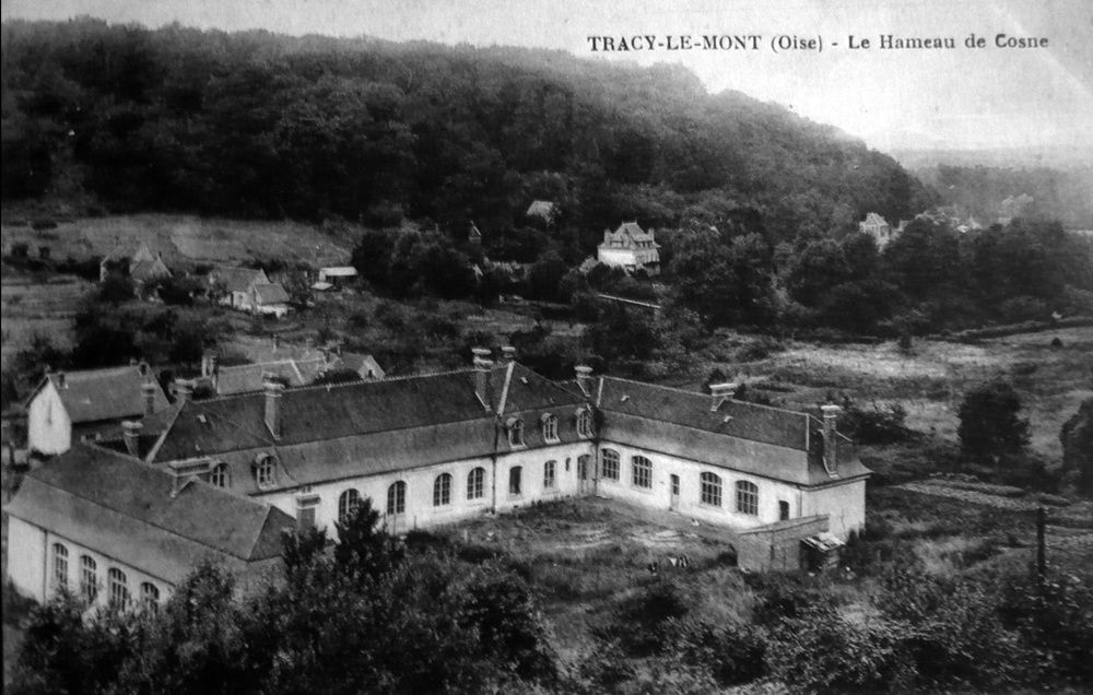 Album - le village de Tracy le Mont (Oise)
