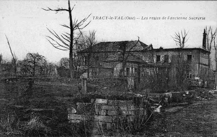 Album - le village de Tracy-le-Val (Oise)