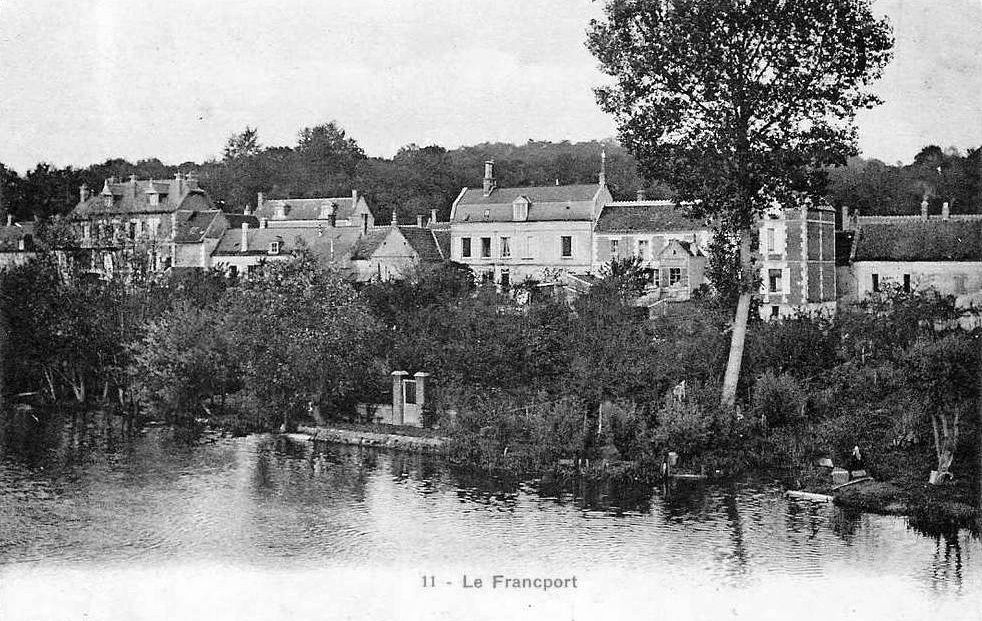 Album - le village du Francport (Oise)