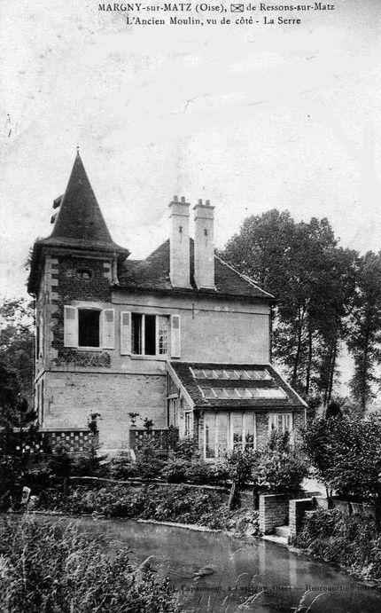 Album - le village de Margny sur Matz (Oise)