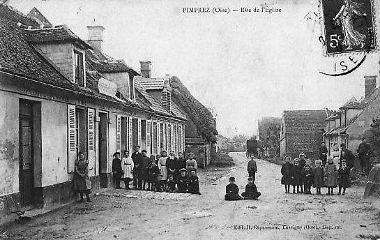 Album - le village de Pimprez (Oise)