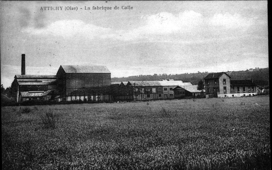 Album - le village d'Attichy (oise)