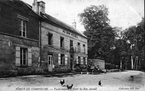 Album - le village de Morienval (Oise)