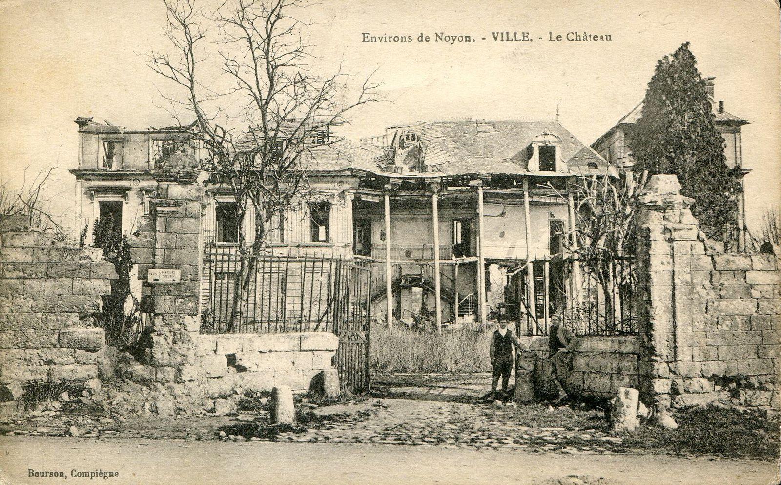 Album - le village de Villle(Oise)