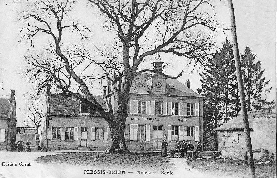 Album - le village le Plessis-Brion (Oise)