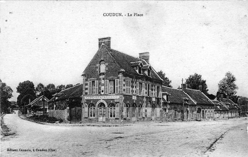 Album - le  village de Coudun (Oise)