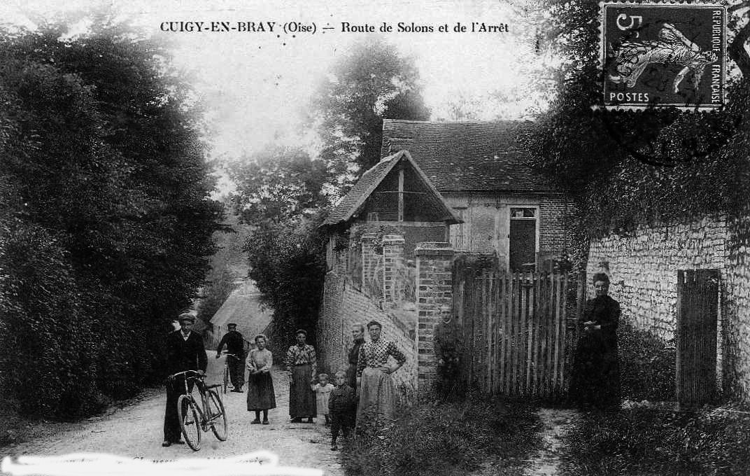 Album - t les villages pittoresques de l'Oise ( de la lettre E à L )