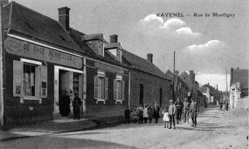 Album - t les villages pittoresques de l'Oise ( de la lettre M à V )