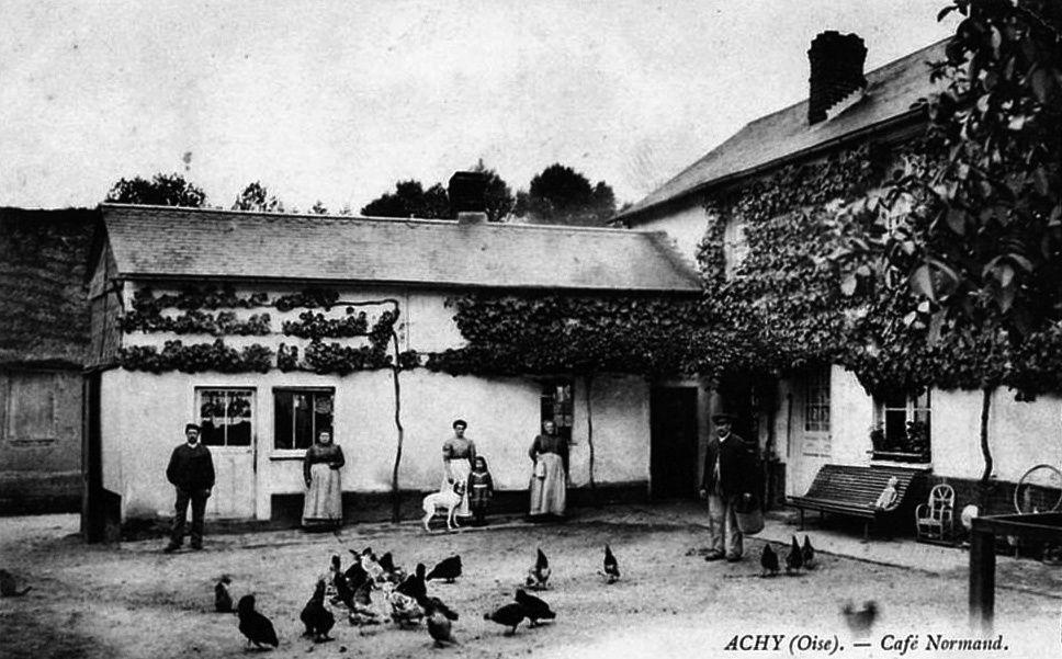 Album - t les villages pittoresques de l'Oise ( de la lettre A à D )