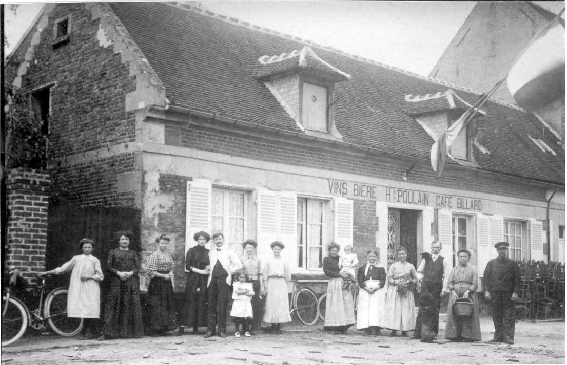 Album - le  village de Longueil-Annel (Oise), les Commerces