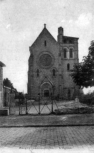 Album - le village de Margny-les-Compiegne (Oise)